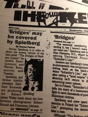 Spielberg-News