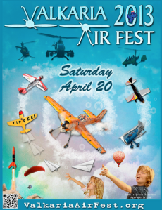 Valkaria Air Fest takes place at the Valkaria Airport on April 20. Don't miss it!