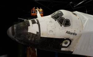 Space-Shuttle-Atlantis-Exhibit