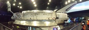 Atlantis mission STS-135 was the last Shuttle Mission
