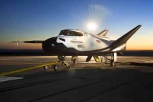 Dream Chaser, Photo Courtesy of NASA-Ken Ulbrich