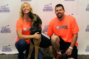 Rex the Rescue Dog California News Donna Balancia