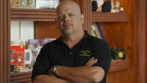 Pawn Stars Rick Harrison new game