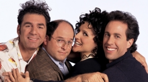 "The ""Seinfeld"" crew gets a new life online - photo courtesy TBS for CalifNews.com post by Donna Balancia"