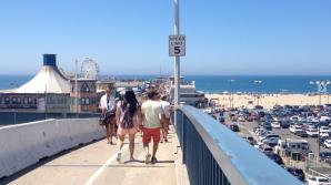 Santa Monica - Photo © Donna Balancia